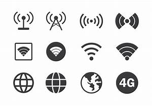 Internet Connection Icon - Download Free Vector Art, Stock ...