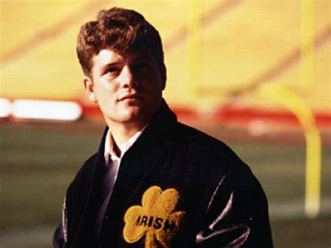 joe montana football classic rudy isnt  true nbc