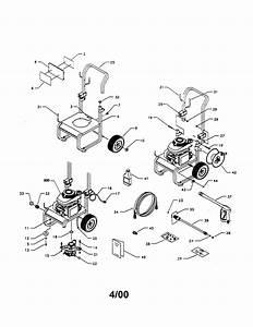Karcher Power Washer Parts Diagram
