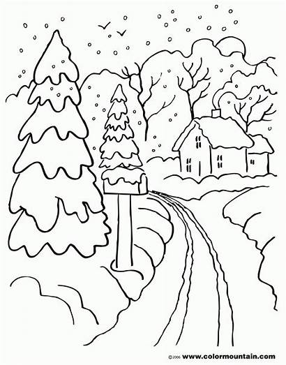 Coloring Rainy Pages Printable Popular Land