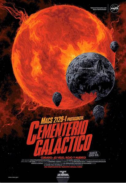 Nasa Posters Halloween System Feature Cosmic Exploration