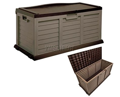 Starplast Outdoor Garden Plastic Storage Utility Chest Cushion Shed Box With Sit-on Lid And 4x8 Sheets Of White Plastic Underground Lp Gas Line Dinner Plates Bulk Guy Opening Eggs Serving Tray Set Thai Surgery Show Iris Photo Storage Poly Pellets Canada