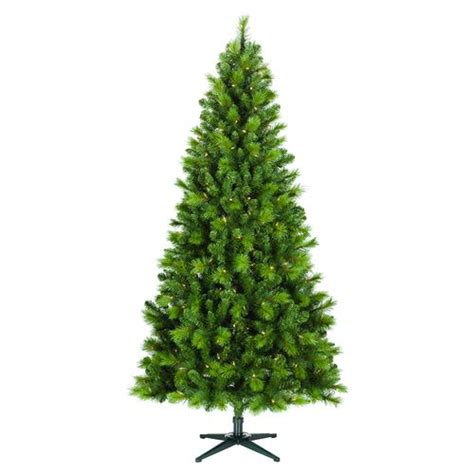 menards artificial trees enchanted forest 174 7 prelit led timberline artificial tree at menards 174