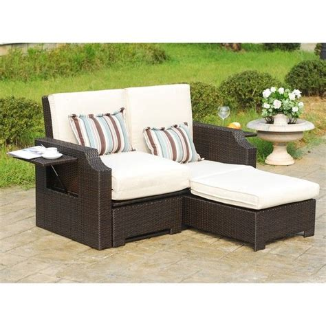 convertible outdoor sofa chaise lounge 17 best images about decks on pinterest porch swing