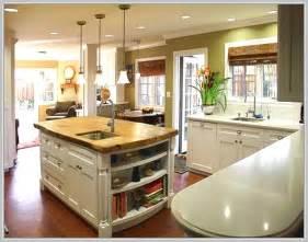 unique kitchen island shapes home design ideas - Cool Kitchen Islands