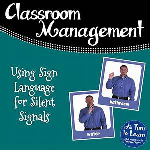 Get Your Students Using Silent Signals & Freebie! • A Turn ...