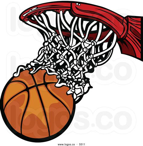 basketball net clipart logo clipart basketball pencil and in color logo clipart