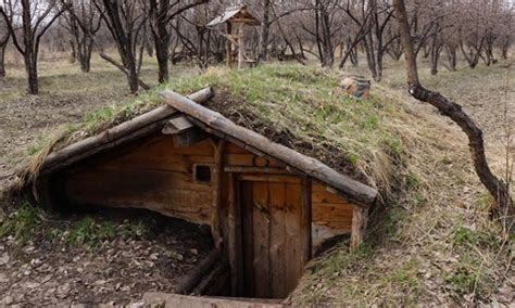 Root Cellars 101- Root Cellar Design, Use And Mistakes To