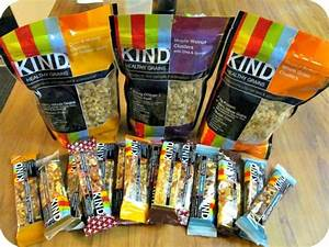 KIND Healthy Snacks Review & Giveaway (US) - Simply Stacie