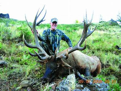 Bull Elk Spokesman Washington Agnew Dan Record