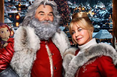 Kurt Russell returns as Santa Claus in 'Christmas ...