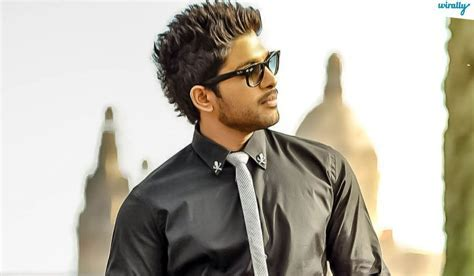 Allu Arjun Hairstyle Photos   Hairstyles For Yourstyle