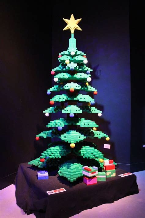 discovery christmas tree 83 best lego 174 models we ve built images on lego models chicago and legoland