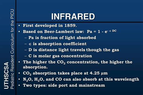 Infrared L Therapy Ppt by Ppt Capnography And Pulse Oximetry Powerpoint