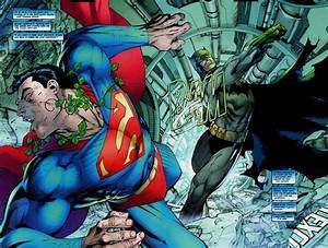 dc - Is Batman's Kryptonite ring enough to stop Superman ...