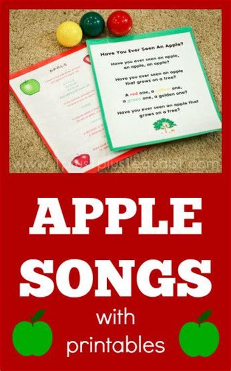66 best a is for images on 893 | 683e5f2bb510d90268d016d27fb36aed preschool apples preschool songs