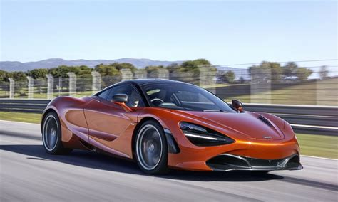 The British Are Coming The Allnew Mclaren 720s Arrives