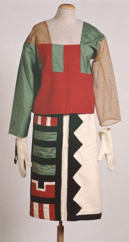 sophie taeuber arp arp diseno textil moda und sonia
