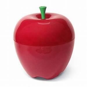 saladier pomme rouge qualy crea64 oloron objet du With objet d co cuisine rouge