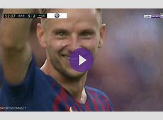 Barcelona vs Huesca Rakitic Strike Makes It Five For