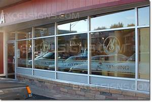 excel signs one stop storefront improvement solutions With storefront lettering