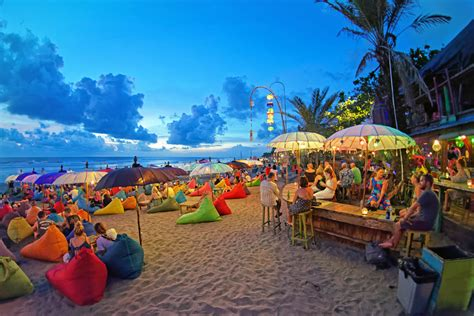 tourist attractions  kuta bali   story  bali