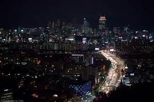 Seoul Gangnam Skyline by Night by ChristophGerlach on ...