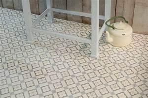 Vinyl Sol Carreaux De Ciment : 20 inspirations pour des carreaux de ciment joli place ~ Premium-room.com Idées de Décoration