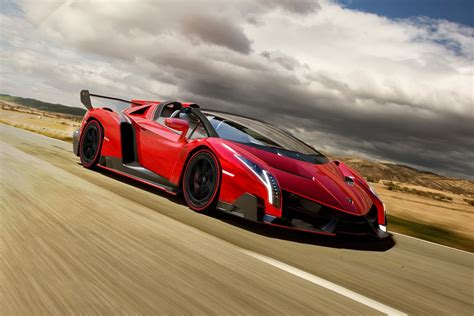 Lamborghini Veneno 2014 34 High Resolution Car Wallpaper