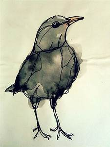 Blackbird | art | Pinterest