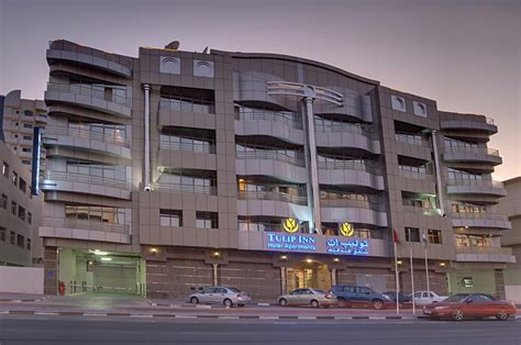 Tulip Inn Hotel Apartment, Dubai, Uae