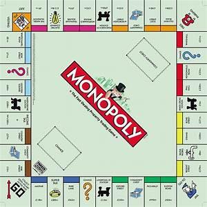 The Monopoly Board Ride