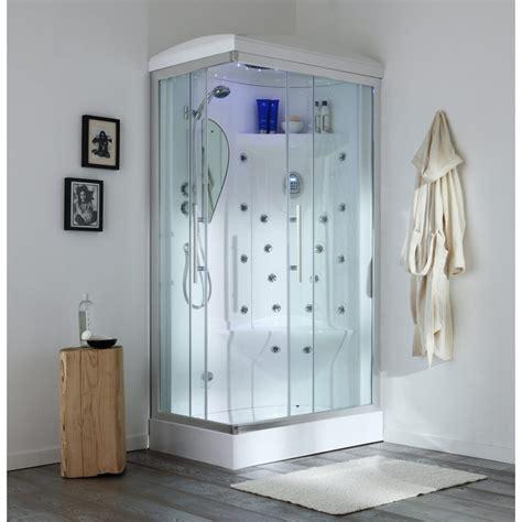 box doccia con idromassaggio box doccia con idromassaggio 70x110 cm destro modello iride