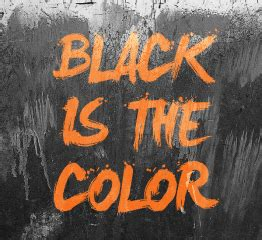 black is the absence of color black is the absence of colors from tdm fab mazing