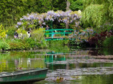 Giverny Monet Garten by Maison De Monet Giverny News Ventana