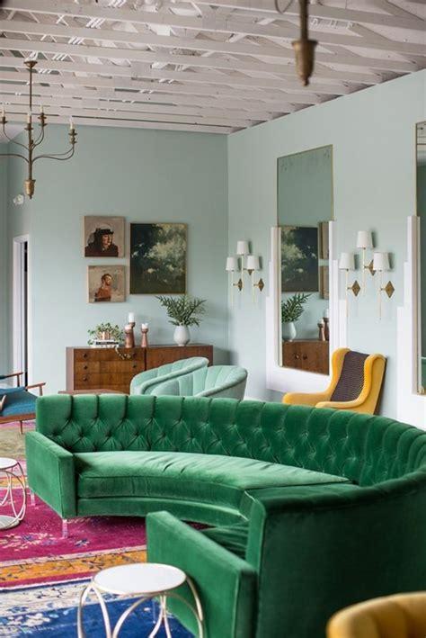 salon avec canapé d angle le canapé d 39 angle arrondi comment choisir la meilleure