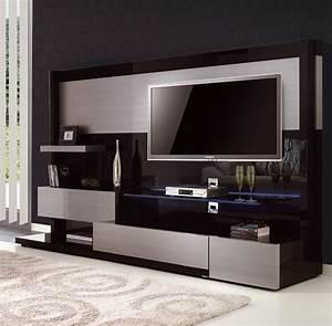 Alinea Meuble Salon : meuble tv haut alinea ~ Teatrodelosmanantiales.com Idées de Décoration