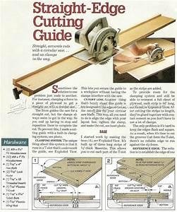 Diy Circular Saw Guide