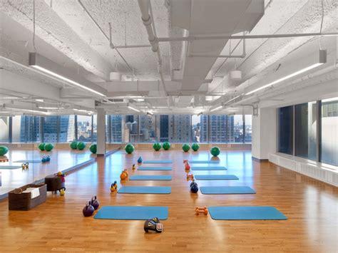 viacom wellness center   moser associates  york city