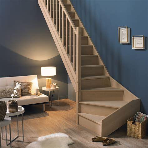 impressionnant escalier quart tournant droit charmant d 233 coration d int 233 rieur d 233 coration d