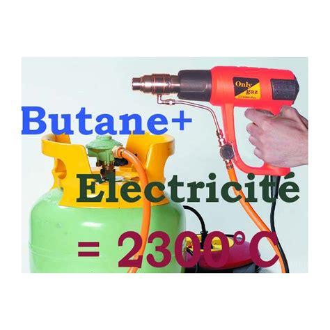 chalumeaux de cuisine chalumeau electro butane 2300 c onlygaz bricochanoux