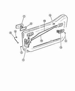 Jeep Wrangler Yj Parts Diagram Exterior