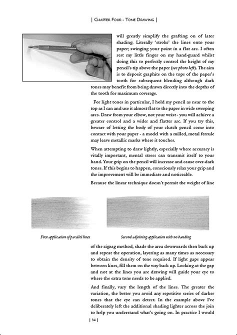 TONE or VALUE DRAWING TECHNIQUES - Book Chapter 4