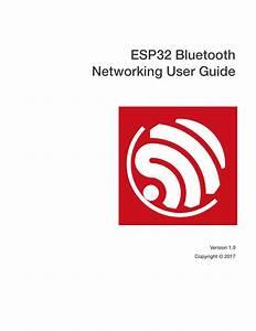 Esp32 Bluetooth Networking User Guide