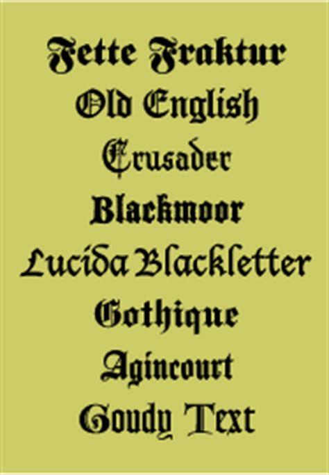 typography what s the clean blackletter font used in blackletter fonts fonts 13709