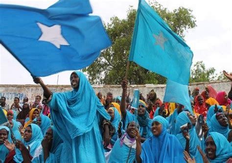 rare footage  somalias independence