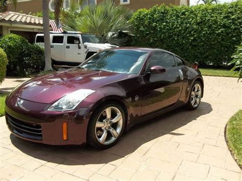 buy used 2006 nissan 350z base coupe 2 door 3 5l in