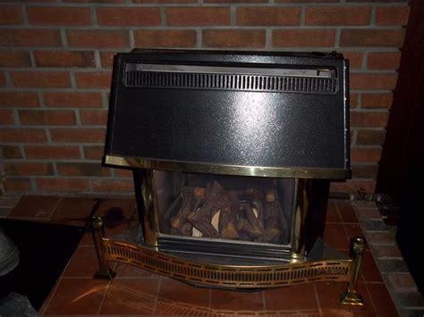 Valor Homeflame Super Gas fired room heater West Carleton