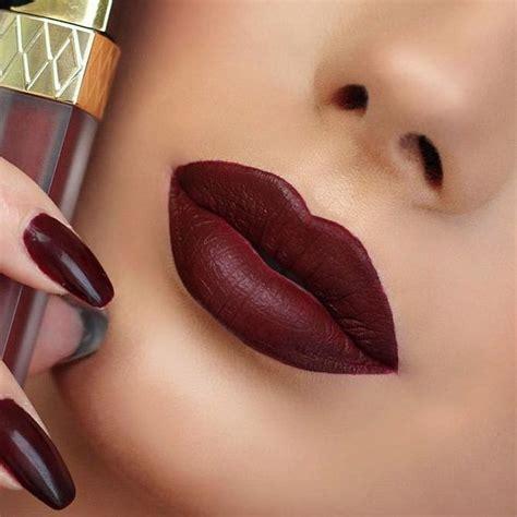 25 Best Ideas About Maroon Lipstick On Pinterest