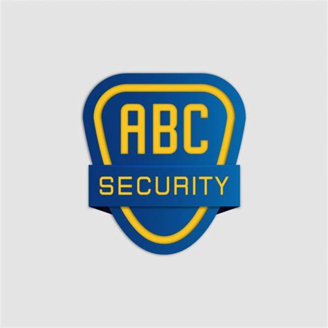 security logo design vector free download